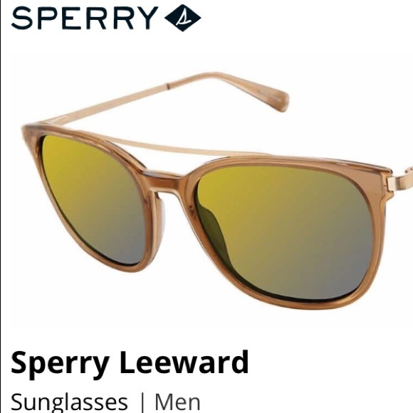 Sperry Other - Handsome Sperry's Leeward sunglasses ❤️